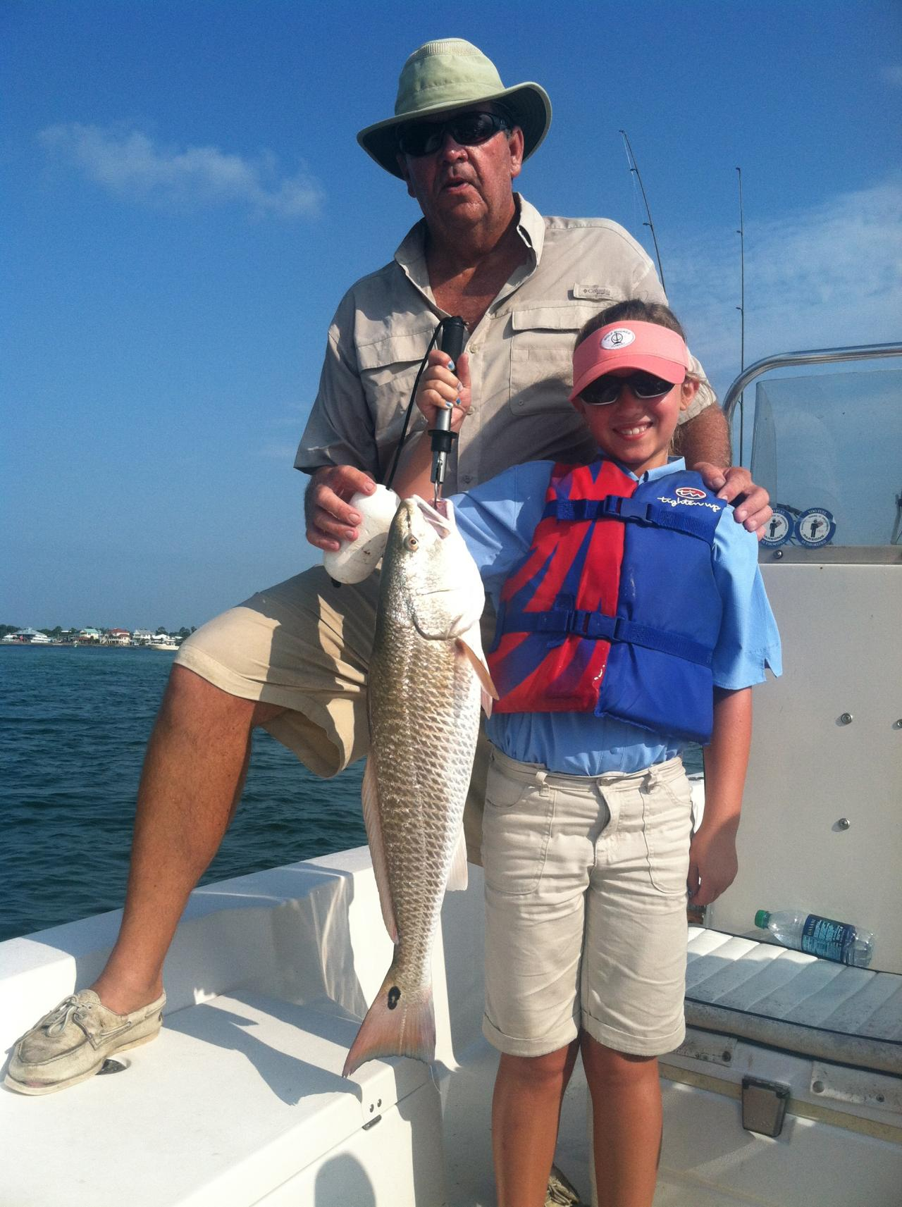 Captain mike 39 s inshore fishing great trips for What is inshore fishing
